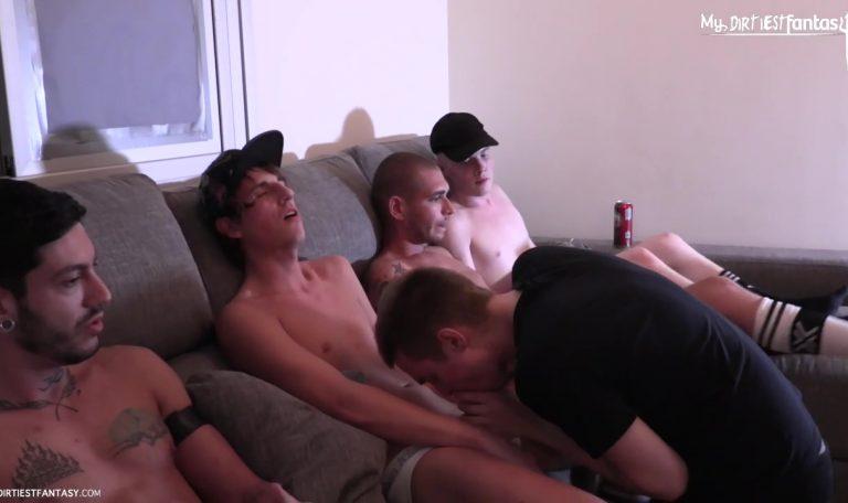 Kasper Hauser - Private Gay Pissing Slave 1