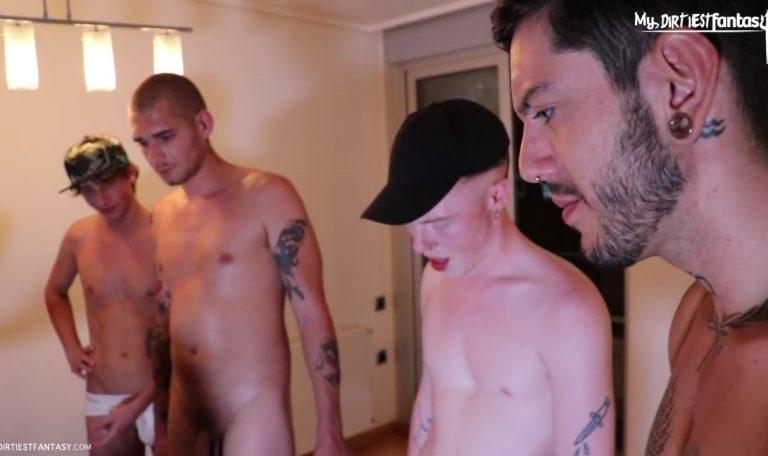 Kasper Hauser - Private Gay Pissing Slave 4