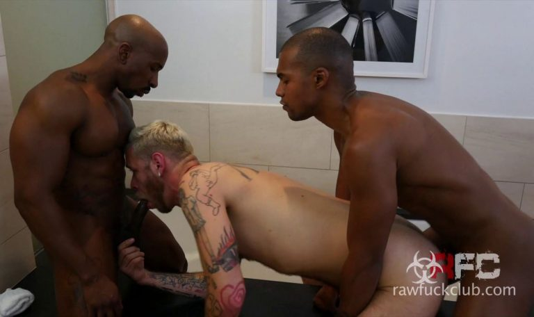 Ryan Powers Gets Double Fucked By Max Konnor and Jacen Zhu 3