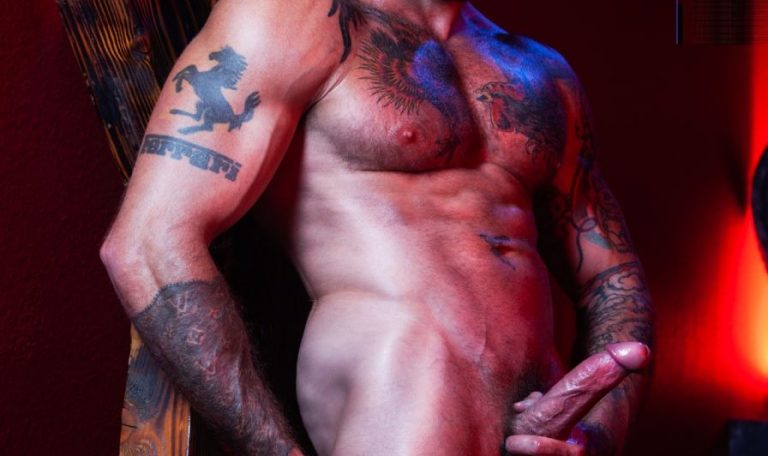 The Night Riders - A Final 4 Men Orgy 2
