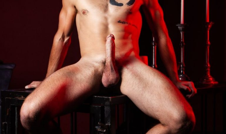 The Night Riders - A Final 4 Men Orgy 4