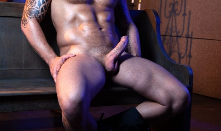 The Night Riders - A Final 4 Men Orgy 5