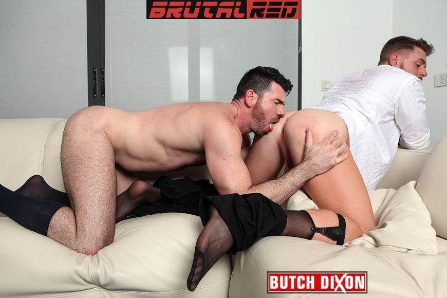 Josh Moore and Billy Santoro - Raw Flip Fuck 1