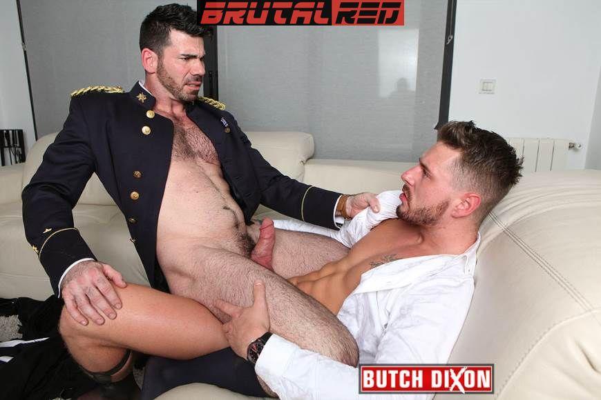 Josh Moore and Billy Santoro - Raw Flip Fuck 3