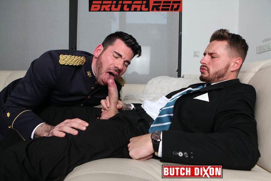 Josh Moore and Billy Santoro - Raw Flip Fuck