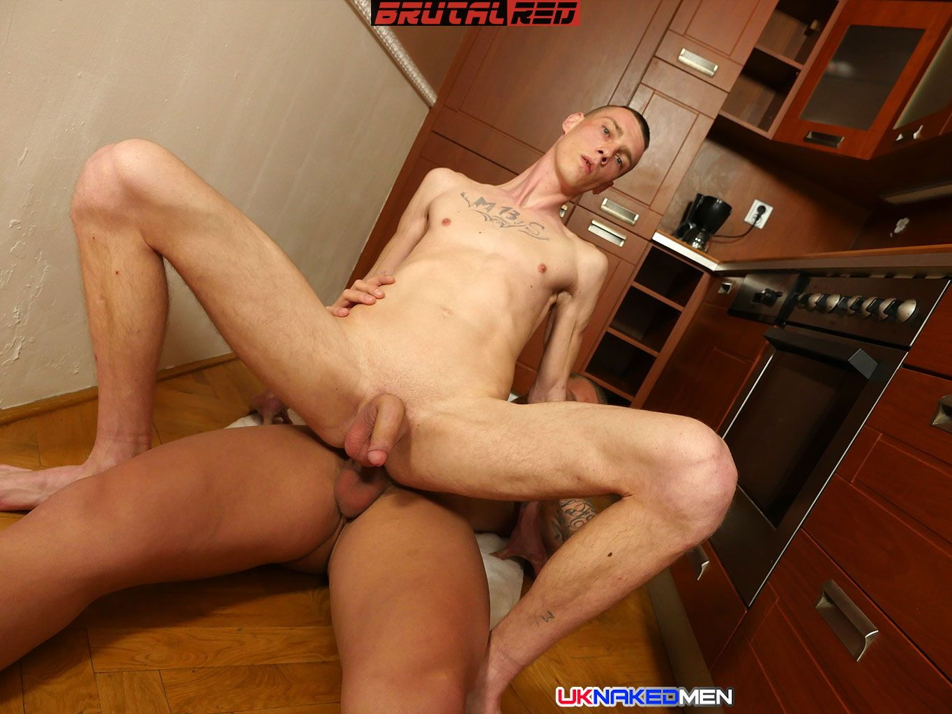 Mario Gibson Gets Barebacked By Ryan Cage 5