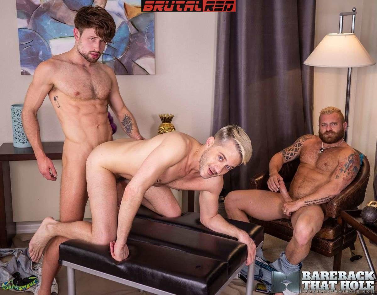 Drew Dixon, Sherman Maus and Riley Mitchel - Bareback 5
