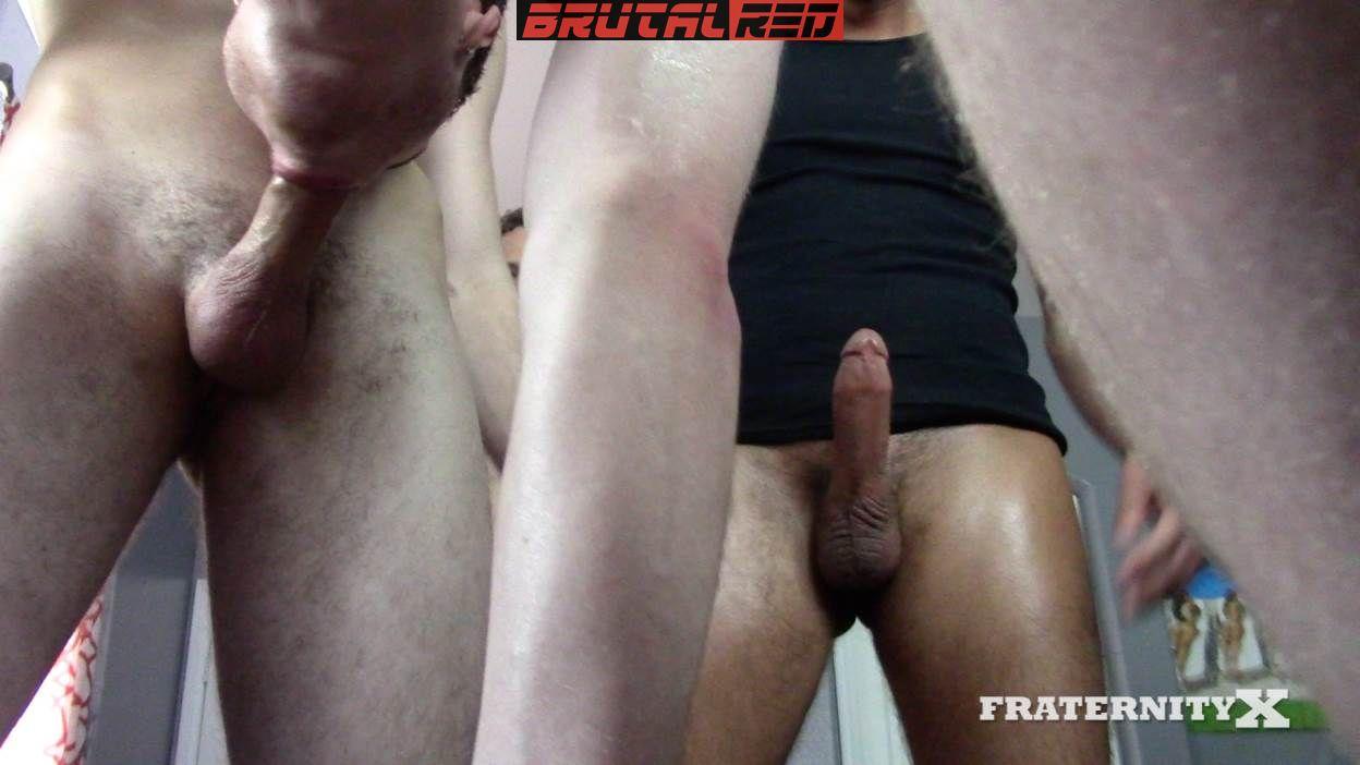 Fraternity X: Weekend Bareback Orgy 5