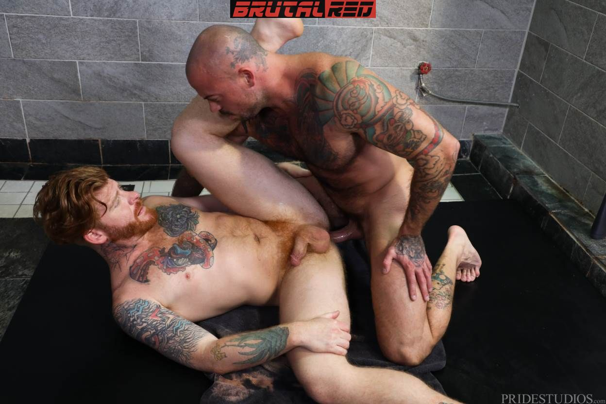 Sean Duran Barebacks Bennett Anthony 5
