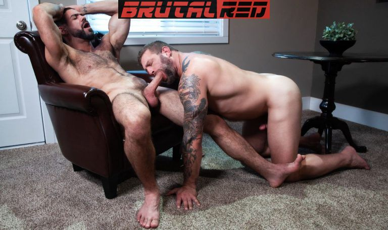 Hot, Raw and Ready - Ricky Larkin Fucked By Colby Jansen 4