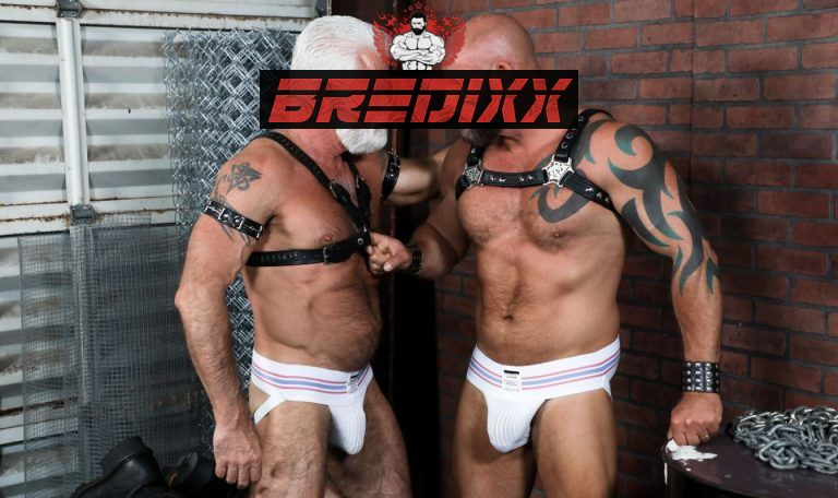 Leather Daddies Fuck: Jake Marshall and AJ Marshall