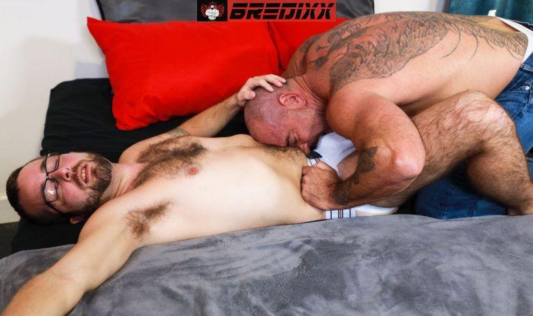 Ass Eating - Jack Dyer Tongue Fucks & Barebacks Jay Donahue 2