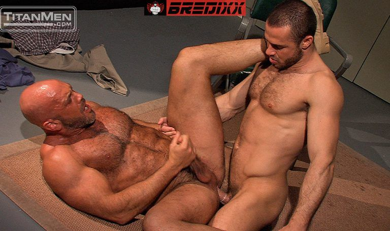 Caught In The Act - Scene 3: Jessy Ares & Jesse Jackman 5