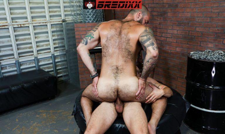 Cesar Rossi & Julian Torres - Bareback Flip Fuck 4
