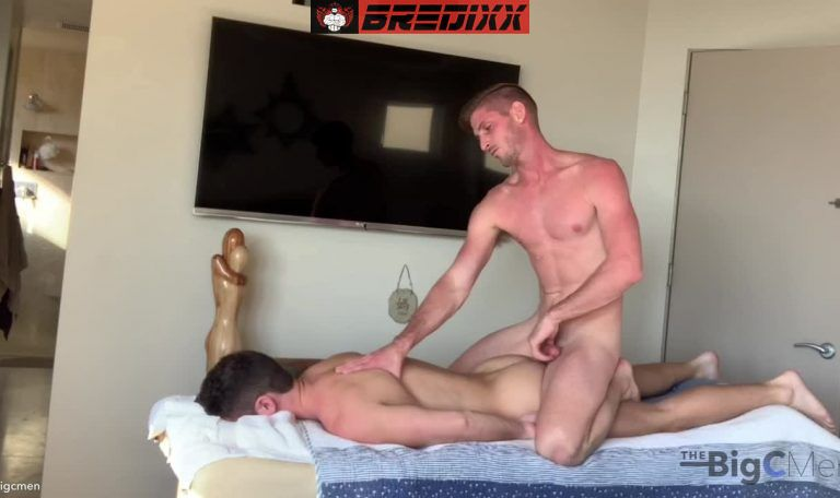 Jared Tyler From The Big C Men Fucks Devin Franco 1