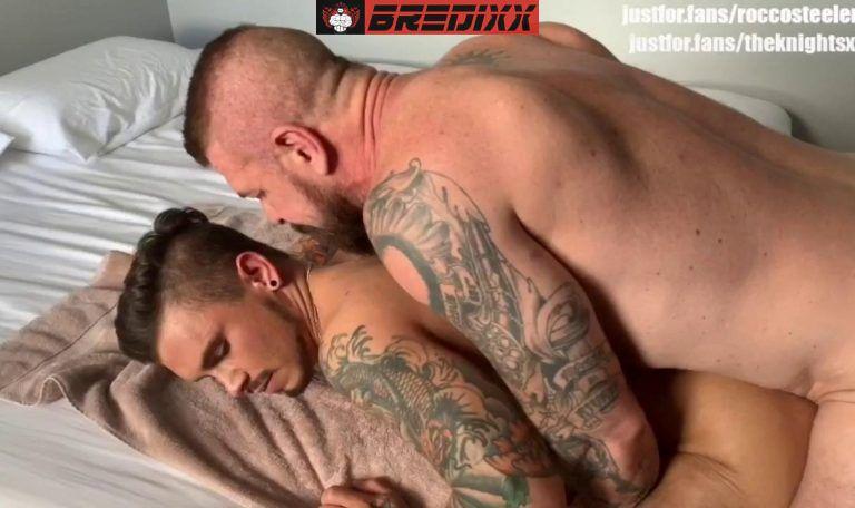 Rocco Steele Barebacks Seth Knight Again 6