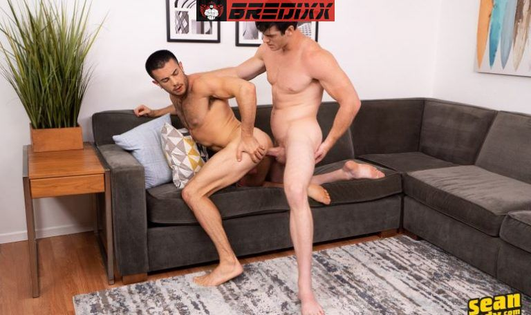 Jax Barebacks Manny for Sean Cody 4