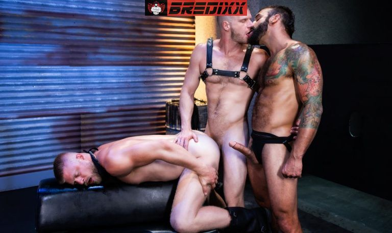 Manscent: Logan Stevens, Brian Bonds, and Drake Masters 3