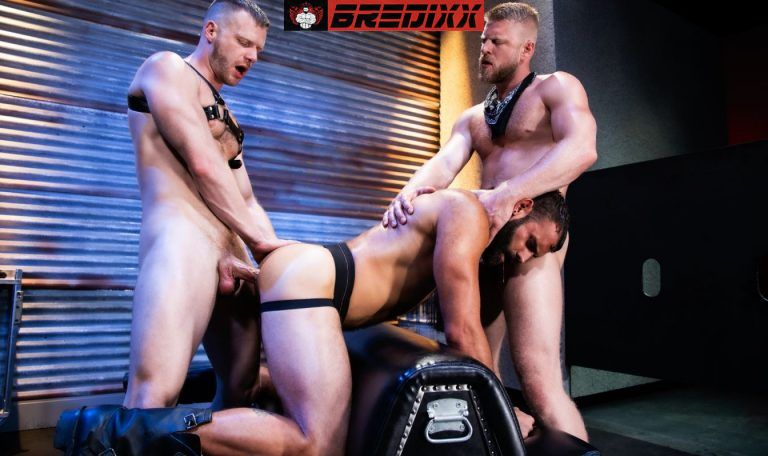 Manscent: Logan Stevens, Brian Bonds, and Drake Masters 5