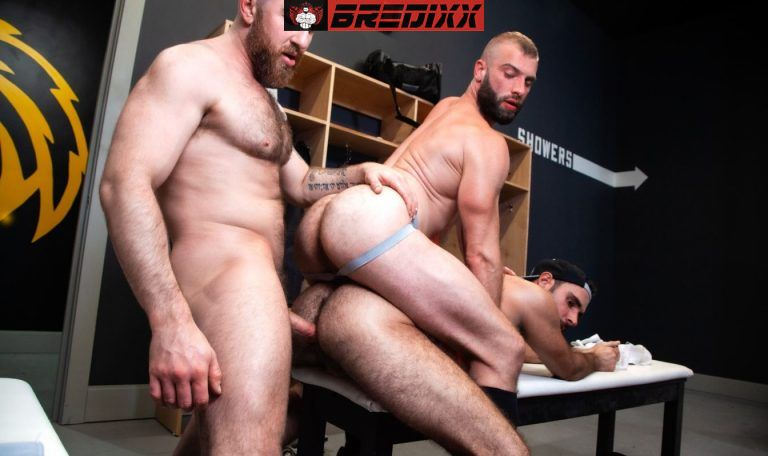 Outta The Park! - Nigel March, Donnie Argento, and Anthoni Hardie 3