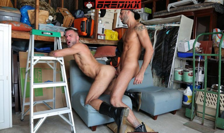 Manuel Skye gets down and nasty with Mick Stallone 2