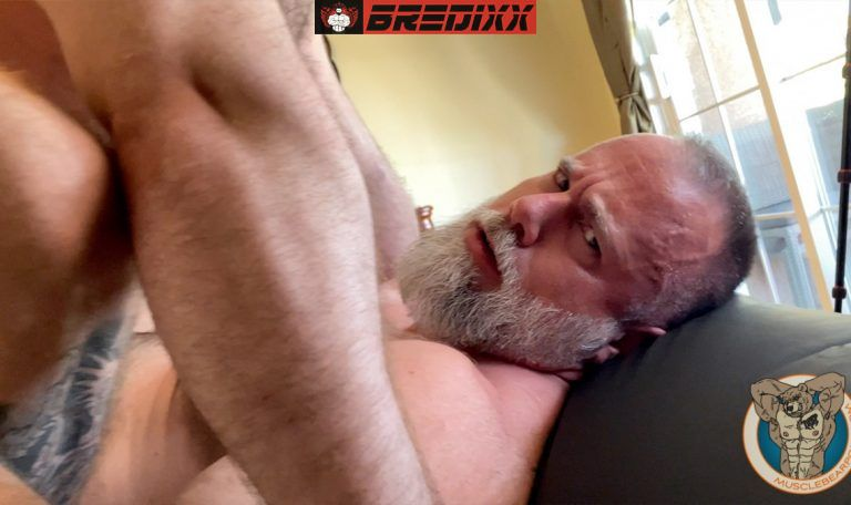 Teddy Hunter Joins Muscle Bears Will & Liam Angell