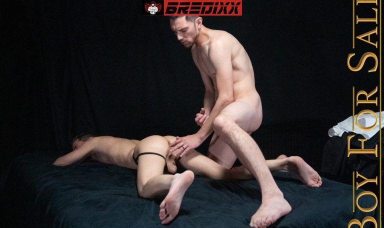 Boy For Sale: Mark Winters - Slave Boy with Anthony Divino 2