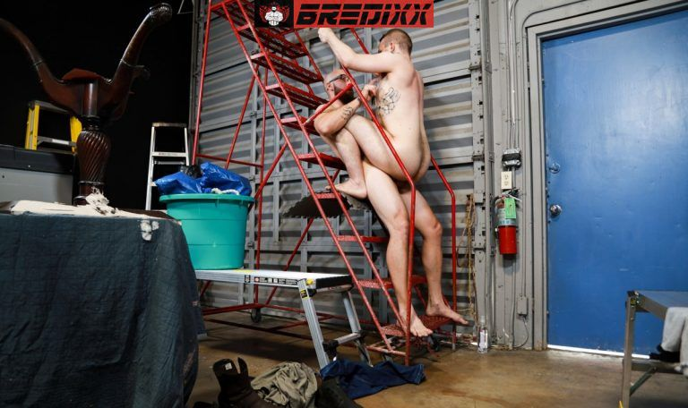 Devin Tyler Gets Bred By His Step-Uncle Dustin Steele 4