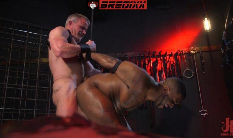 Savage Cock: Lather Daddy Dale Savage Fucks Micah Martinez Raw 4