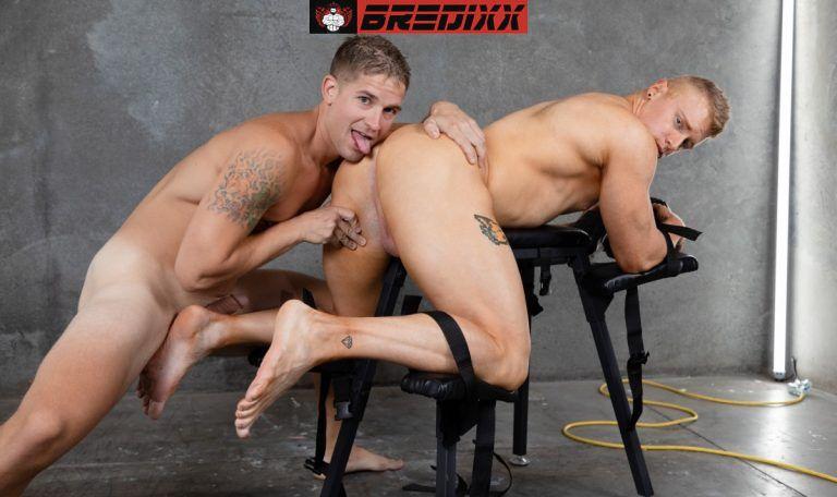 Alex Tanner & Brandon Anderson Flip Fuck 1
