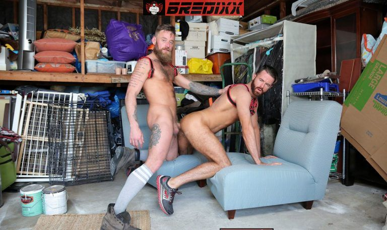Brendan Patrick Fills Hoytt Walker With Raw Cock 2