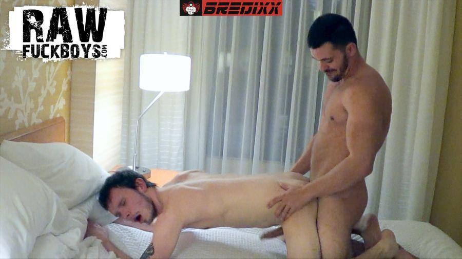 Brogan Reed Breeds Greg - Raw Fuck Boys 2