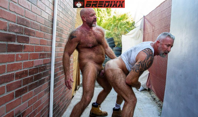 Muscle Bears Lance Charger & Mach Austin Fuck Raw 5