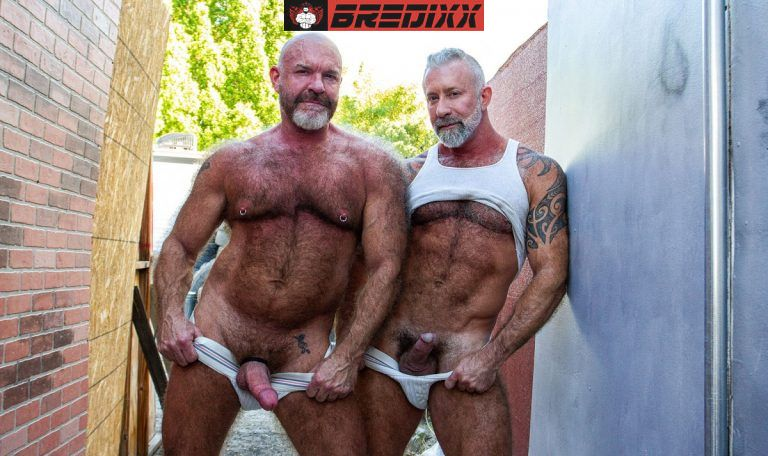 Muscle Bears Lance Charger & Mach Austin Fuck Raw
