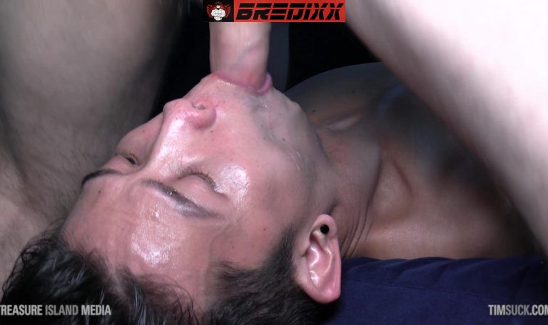 Nate Stetson fills and fucks Levy Foxx's face 4