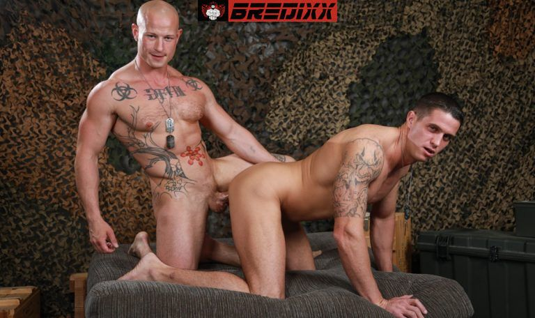 Niko Carr & Nick Clay Fuck Each Other Raw 3