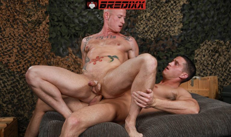 Niko Carr & Nick Clay Fuck Each Other Raw 4