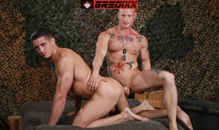 Niko Carr & Nick Clay Fuck Each Other Raw