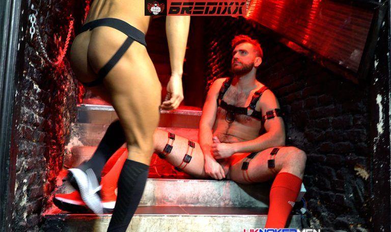 Santiago Rodriguez & Ruben Martinez Have Dirty Sex