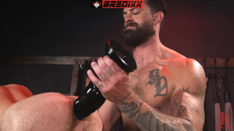 In The Doghouse: Alpha Wolfe & Riley Landon 3