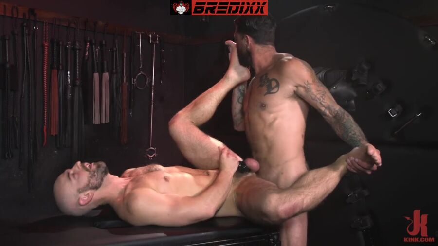 In The Doghouse: Alpha Wolfe & Riley Landon 4