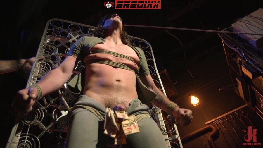 Rat Trap: Tony Orlando Bound and Fucked by Johnny Hill 1