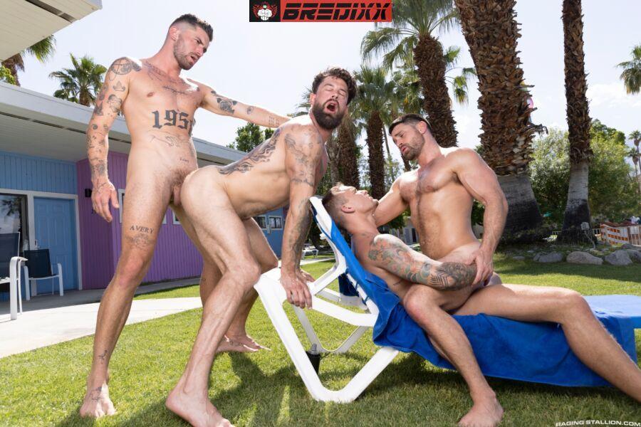 Chris Damned, Isaac X, Beau Butler & Alpha Wolfe - Get A Room Too 2