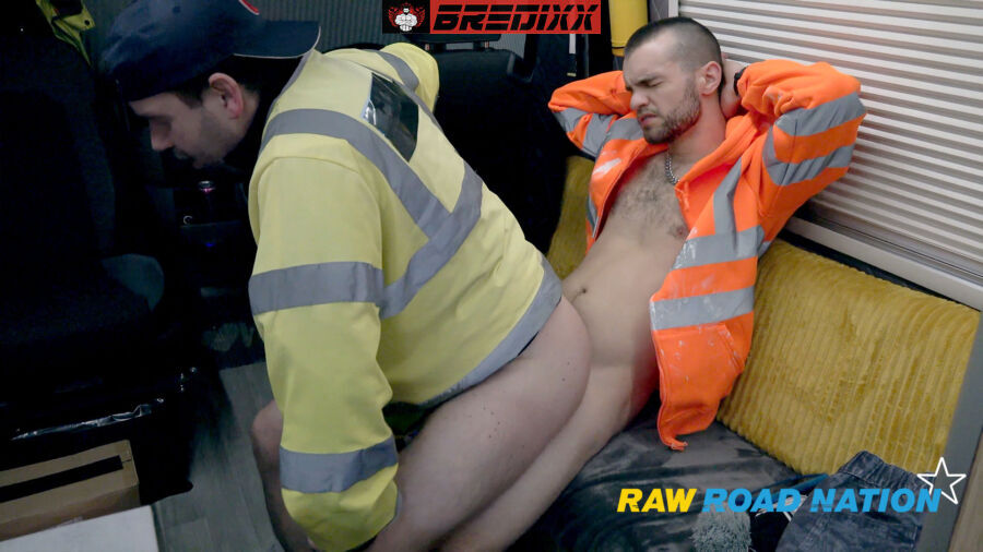 Cum Bucket Double Filled With Cocks - Raw Road Nation 2