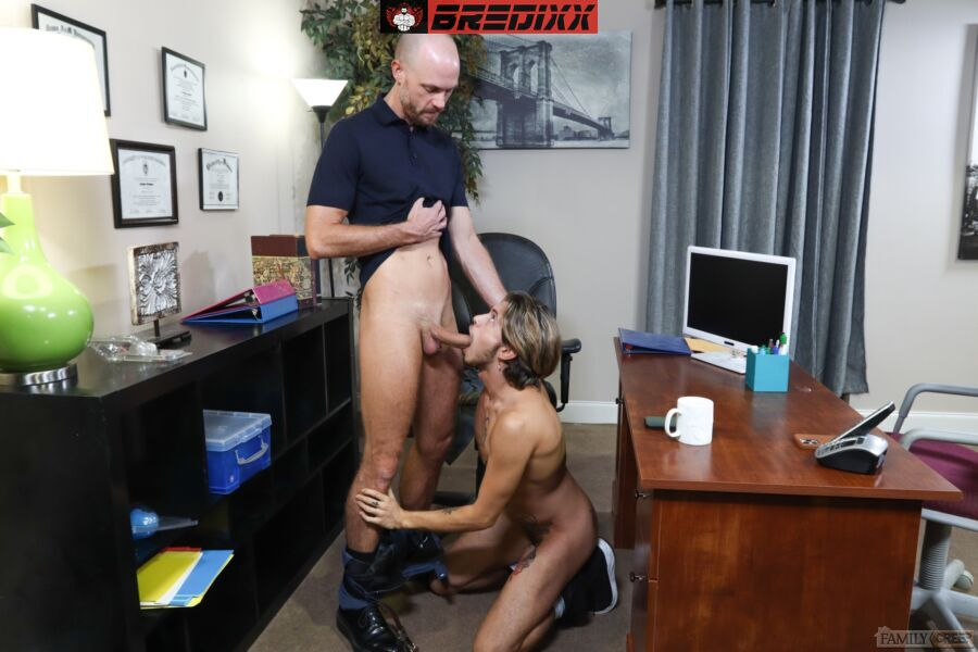 Horny Skinhead Ryan Kneeds Fucks Jake Lawrence