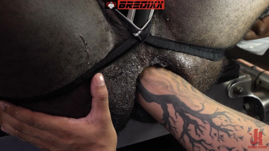 Standard Procedure: Micah Martinez Fisted And Fucked RAW by Jon Darra 4