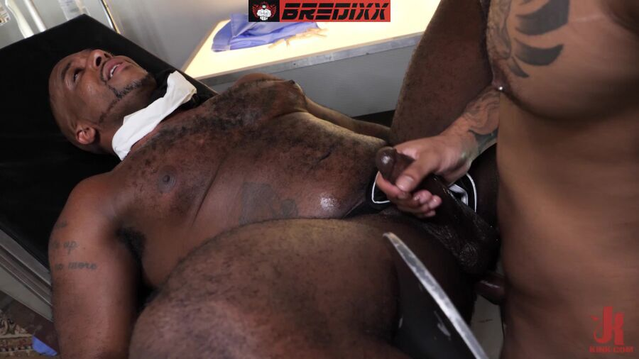 Standard Procedure: Micah Martinez Fisted And Fucked RAW by Jon Darra 5