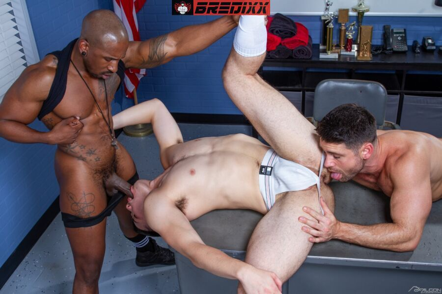 Tales From The Locker Room 2 - Colton Reece, Max Konnor & Beau Butler 1
