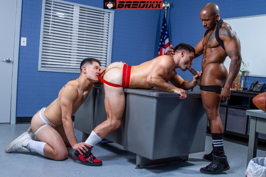 Tales From The Locker Room 2 - Colton Reece, Max Konnor & Beau Butler 2