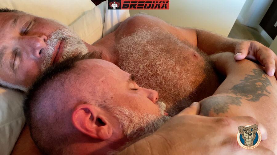 Big Daddy Fucker - Muscle Bear Porn 3